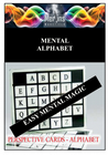 Mental Alphabet Cards